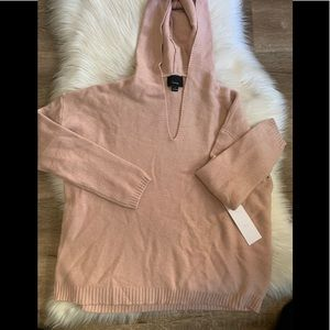 Lumiere New Rose Hooded Sweater